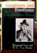 Gangsters and Hoodlums, CLASSIC FILMS,Ed G Robinson intro. w/350 Photos DJ1stHB