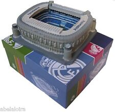 OFICIAL MODEL STADIUM MAQUETA 3D SANTIAGO BERNABEU REAL MADRID CF NEW ESTADIO