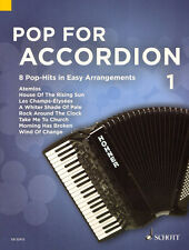 Pop for Accordion 1 Songbook Noten für Akkordeon