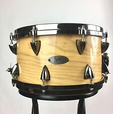 Orange County Drums And Percussion Maple Snare 7 X 13, Natural Ash