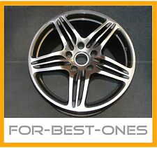 1 99736215808 Porsche 911 997 Turbo Felge Rad C4 S alloy wheel 9,5J 19 ET46 19""