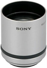 SONY VCL-DH2637 Tele Conversion Lens for VAD-WD **50% NEW CONDITION**