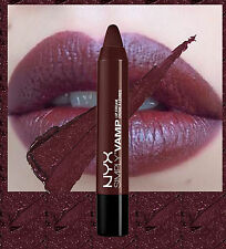 NYX SIMPLY VAMP LIP CREAM - APHRODISIAC - LIGHT PLUM BROWN - SV03