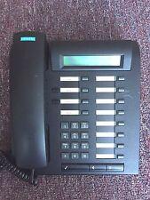 Black Siemens Rolm Optiset E Standard Telephone Model 69670 DSL/Phone (RJ-45)