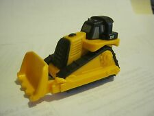 "Toy State Yellow Caterpillar Bull Dozer, 3"" (EB20-17)"