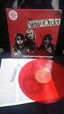 The New Order LP  Featuring Ron Asheton,Dennis Thompson,Jimmy Recca Stooges/MC5