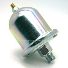 1/8 NPT Olio Sensore di pressione Sender per PIASTRA Sandwich ADATTATORE FILTRO AUTO GAUGE