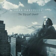 SARA BAREILLES CD - THE BLESSED UNREST (2013) - NEW UNOPENED