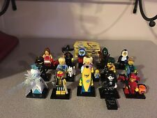 Lego Minifigures Series 16 Set of 15 w/Accessories & Booklets NEW