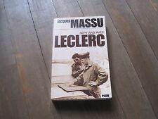 Jacques MASSU: Sept ans avec Leclerc