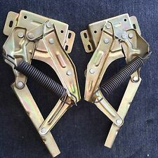 67-73 FORD F100 PARTS HOOD BONNET HINGE PAIR NEW SUITS 67-73 F100 F250 F350