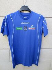 VINTAGE Maillot BASTIA Uhlsport moulant supporter collection maglia S
