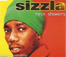 SIZZLA - Rain Showers (UK 4 Track CD Single)