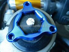 FORK PRE LOAD ADJUSTERS BLUE 22MM Aprilia SMV750 Dorsoduro Tuono R Fighter R1F8