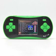 """JXD 2.5"""" LCD Portable Handheld Video Game Console 3 X AAA Built-in 260 No Repeat"""