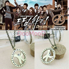 Dream High 2PM Kim Soo Hyun Joong K Lucky Star Instant Karma Necklace Pendant