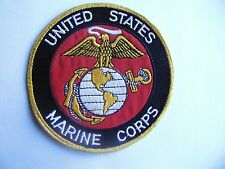 INSIGNE PATCH USA MARINE CORPS BADGE