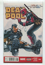 Deadpool #36   NM 2012 Sixis  Duggan Hawthorne Pallot Bellaire  Marvel Comics
