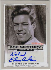 2014 POP CENTURY AUTO: RICHARD CHAMBERLAIN #24/25 AUTOGRAPH SHOGUN/THORN BIRDS