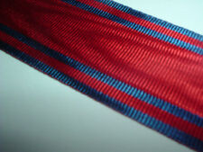 MEDAL RIBBON-GOOD QUALITY ROMANIA/ROMANIAN ORDER OF THE STAR OF ROMANIA