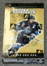 2005-06 ITG Heroes And Prospects Series I Hockey Hobby Box