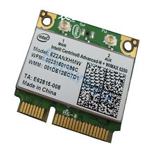 INTEL 6250 ADVANCED-N DUAL BAND 2.4Ghz 5Ghz MINI-PCI-E WIRELESS WIFI CARD NEW