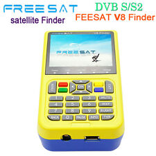 Freesat V8 Finder HD DVB-S2 High Definition Satellite MPEG-4 3.5inch LCD Display