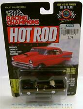 1968 '68 PLYMOUTH BLACK RC HOT ROD MAGAZINE RACING CHAMPIONS DIECAST