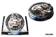 Skin Decal Wrap For iRobot Roomba 860/870/880 Vacuum Sticker Accessories FALCON