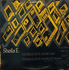 "Sheila E. Belle Of St Mark Dj 12"" Prince"