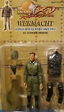 1/18 ULTIMATE SOLDIER XD WERMACHT GERMAN OFFICER with closed coat WWII