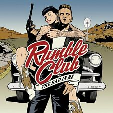 The Bad In Me by Rumble Club (Full Album 2009 CD) - Rockabilly Psychobilly