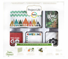 Becky Higgins Project Life EXPLORE CORE KIT (616) CARDS 380611