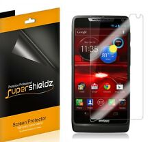6 Pcs Ultra Clear LCD Screen Protector Guard For Motorola Droid Razr M XT907