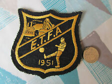East TRANSVAAL Football Association 1951 South Africa / African Blazer Badge