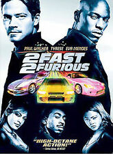 2 Fast 2 Furious (Full Screen Edition) DVD, Paul Walker, Tyrese Gibson, Eva Mend