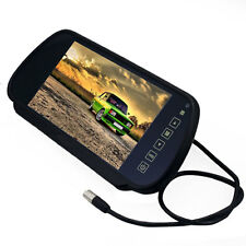 "7"" HD 800*480 TFT LCD Digital Color Display Car Monitor Touch Screen 2ch Video"