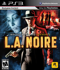 L.A. Noire  - Sony Playstation 3 Game