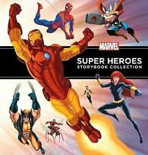 Storybook Collection: Marvel Super Heroes by Disney Book Group Staff and Marvel…