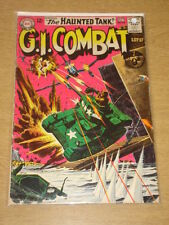 GI COMBAT #99 VG- (3.5) DC COMICS GREY TONE COVER MAY 1963 **