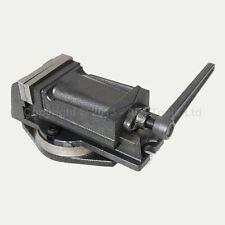 4021544 100MM Precision Swivel Rotating Base Machine Bench Lathe Milling Vice