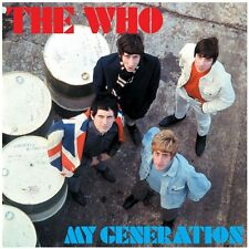 THE WHO - MY GENERATION (LIMITED 3-LP DELUXE)  3 VINYL LP NEU