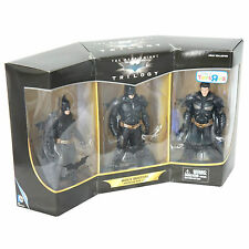 Batman Movie Begins Dark Knight Trilogy Movie Premium Box Set Fight Gift Ages 5+
