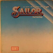 Sailor - The Third Step 1976 LP FOC