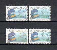 Bahamas Michelnummer 1224 - 1227 postfrisch (intern: 50 Jahre Cept: 8  )