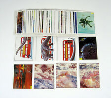 1992 Panini Prehistoric Animals Dinosaurs Album Sticker Set (180) Nm/Mt