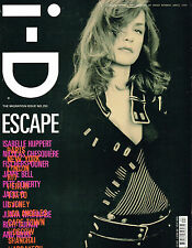 I-D #253 ISABELLE HUPPERT by PAOLO ROVERSI Pete Doherty DIANA DONDOE Jamie Bell