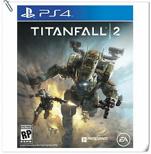 PS4 Titanfall 2 SONY PLAYSTATION Action Games Electronic Arts EA PREORDER