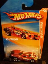 HOT WHEELS 2010 #59 #67 -4 PROTOTYPE H24 ORNG WHITE 5SP INTL CA