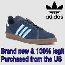 Adidas Skateboarding CAMPUS AS Men's SIZE 8.0 Skateboard Shoes BLUE